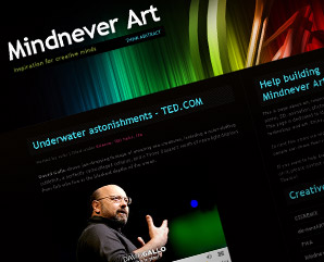 mindnever art - blog for ideas that inspire - inspiration for creative minds - mindnever