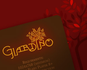 giardino club - webdesign - novi sad - mindnever